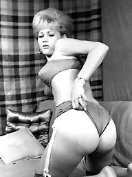 Lady, Vintage amateur, Chair, Vintage amateurs