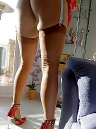 Dress, Stocking, Red, Dressing