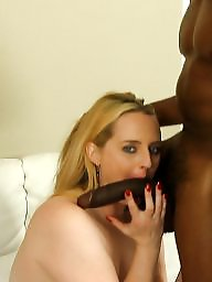 Black cock, Sluts, Cocks, Blacks, Interracial slut, Interracial blonde