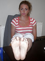 Feet, Swedish, Teen blonde, Perfect