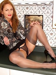 Sexy mature, Mature porn, Milf stockings, Stunning, Stocking milf, Sexy stockings