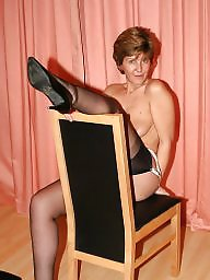 Mature stockings, Uk mature, Mature stocking, Home