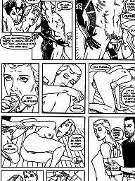 English, Cartoon bdsm, Bdsm cartoon