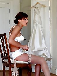 Feet, Nylon feet, Bride, Tits, Socks, Shoes