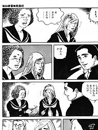 Cartoon, Comic, Comics, Boys, Cartoon comics, Japanese cartoon