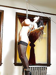 Bdsm, Hanging, Hanging tits