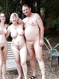 Nudist, Hanging, Public, Nudists, Couple, Amateur couple