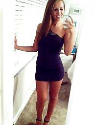 Teen dress, Hard, Tights, Teen ass, Tight dress