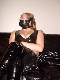Latex, Mature latex, Mature leather, Leather, Milf leather