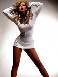 Heels, Voyeur upskirt, Stockings heels
