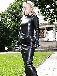 Latex, Boots, Leather, Boot
