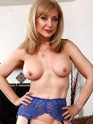 Mature blonde, Mature blond, Mature nipples, Blond mature