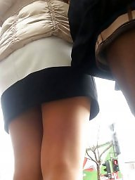 Skirt, Spy, Mini skirt, Romanian