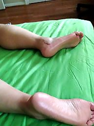 Feet, Bbw feet, Legs, Wife amateur, Wife ass, Bbw legs
