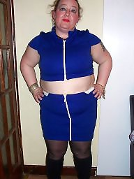 Dress, Dressed bbw, Bbw dress, Dressing, Blue, Bbw dressed
