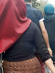 Turban, Turkish, Turkish hijab, Upskirts, Hidden, Upskirt