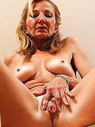 Old mature, Old milf