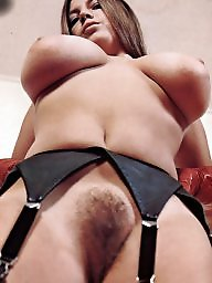 Caught, Hairy stockings, Vintage hairy