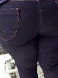 Candid, Butt, Butts, Bbw butt, Amateur butt