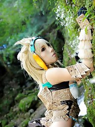 Monster, Cosplay