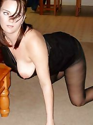 Milf stocking, Dressing, Dressed milf, Milf stockings, Stockings, Amateur stocking
