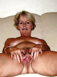 Mature bdsm, Carol, Submissive, Blonde mature, Submission, Mature blond