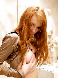Mouthful, Mouth, Ginger, Redhead teens