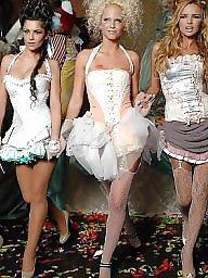 Upskirt, Upskirts, Upskirt stockings, Wank, Wanking