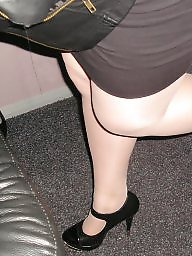 Pantyhose, Pantyhose upskirt, Stocking, Pantyhose ass, Tight ass, Tight