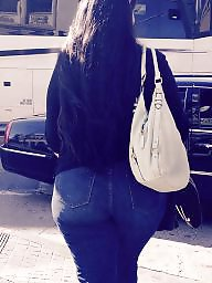 Candid, Candid ass, Cute, Asian slut