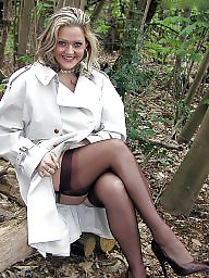 Woods, Leggings, Wood, Show, Leg, Legs stockings