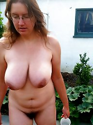 Natural, Hairy milf, Nature, Mature women
