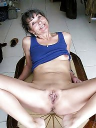 Young, Amateur mature, Old mature, Mature young