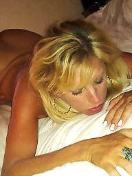 Riding, Ride, Blonde interracial