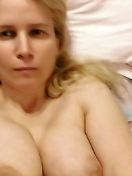 Russian, Tease, Russian milf, Park, Russian boobs, Parking