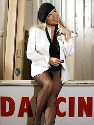 British mature, Stockings, Celeb, Mature stocking
