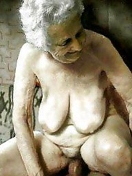 Grannies, Amateur granny, Mature hardcore