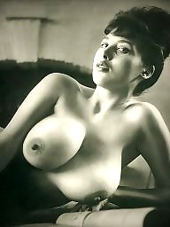Nipple, Vintage boobs