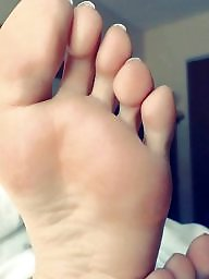 Feet, Amateur feet