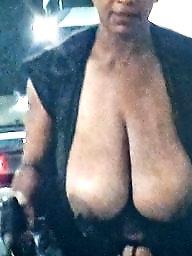 Car, Big, Cars, Flashing boobs, Car wash