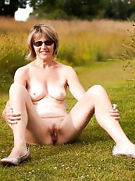 Mature, Outdoor, Voyeur, Public, Mature outdoor, Outdoors