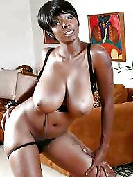 Ebony milf, Ebony big boobs, Black milf