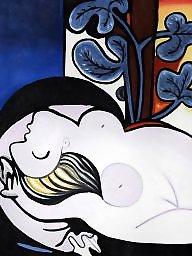Art, Vintage tits, Erotic, Erotic art, Voyeur tits, X art
