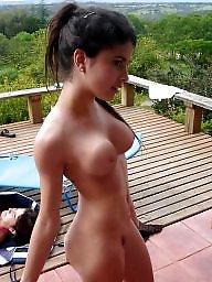 Webcam, Teen amateur, Sweet girl