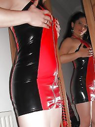 Latex, Leather, Pvc, Mature latex, Mature leather
