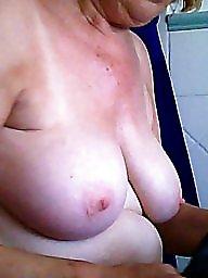 Bbw tits, Bbw voyeur