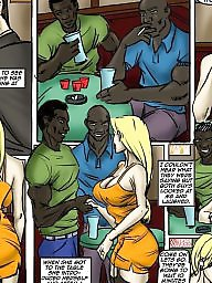 Cartoon, Creampie, Interracial cartoon, Cartoon interracial, Ups, Interracial cartoons