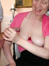 Mature granny, Naughty