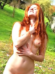 Red, Nipple, Ginger, Freckles, Nipples, Freckle