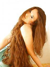 Amazing, Long hair